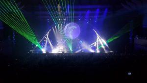 Laser Show Pescara