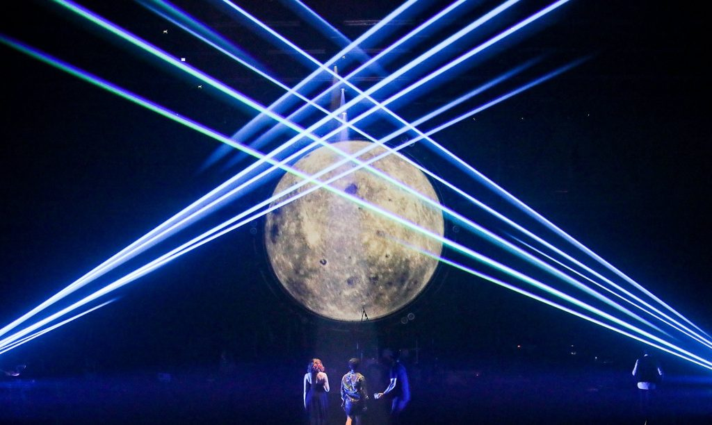 Laser Show Gallery